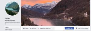 Proloco Pontechianale su Facebook