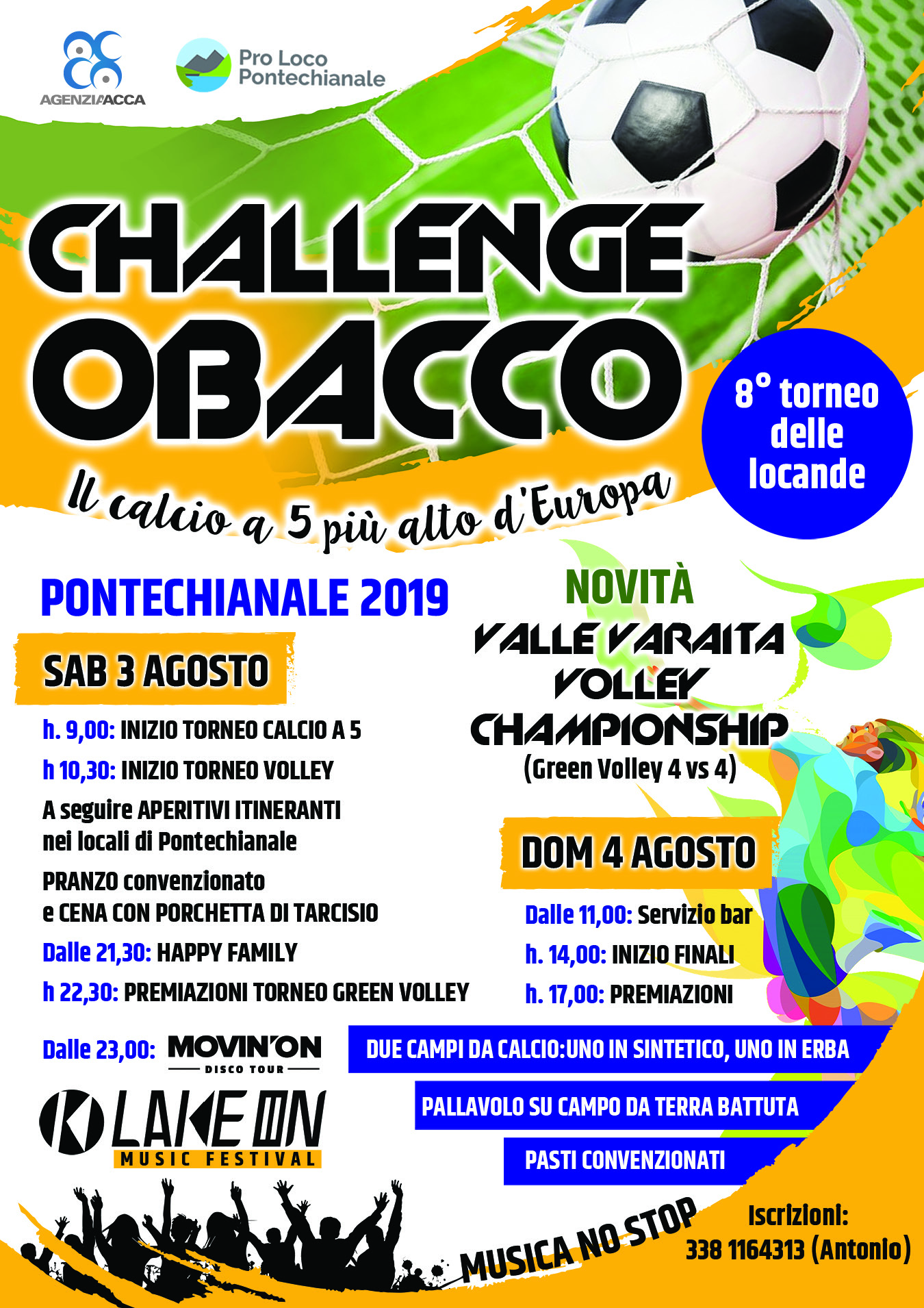 Challenge Obacco