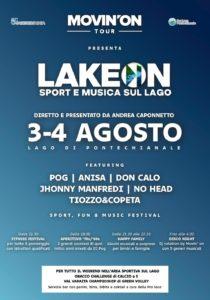 Locandina Lake On 2019