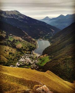 Lago Pontechianale (Rifugio Savigliano)